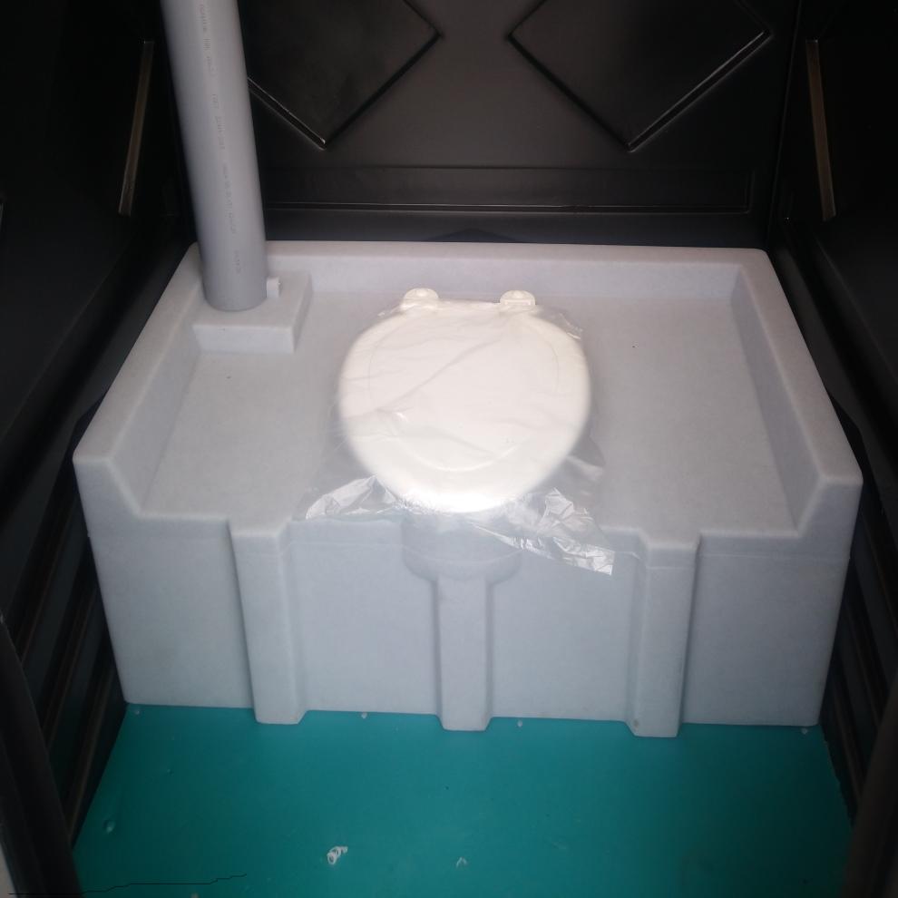 бак 250 л туалетной кабины
