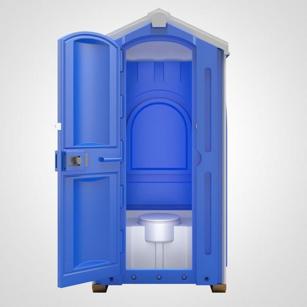 Кабина туалетная Евро стандарт