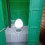 Бак туалетной кабины